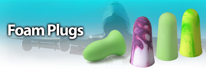 Foam Ear Plugs Main Header Image