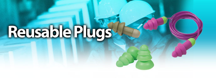 reusable plugs