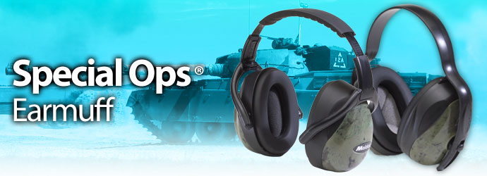 special ops earmuff