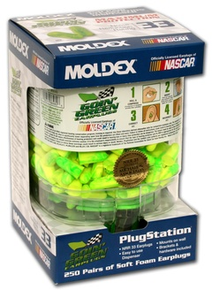 goin green plugstation 6674 foam ear plug