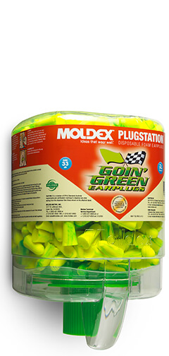 goin green plugstation 6646 foam ear plug