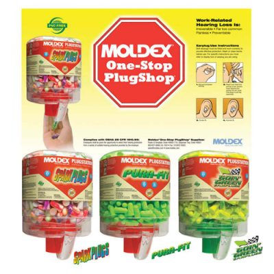 Moldex One Stop Plugs