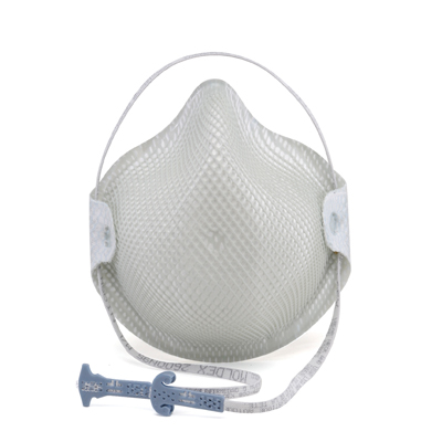 2600N95 Series Particulate Respirators With HandyStrap<sup>®</sup>