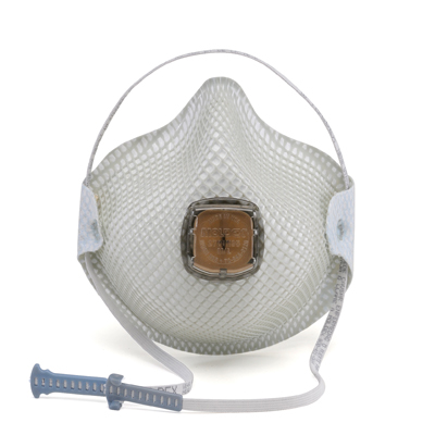 2700N95 Series Particulate Respirators With HandyStrap<sup>®</sup> & Ventex<sup>®</sup> Valve