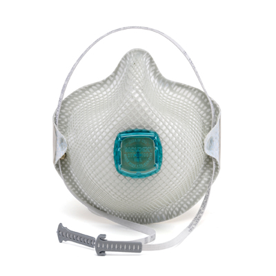 2730N100 Series Particulate Respirators With HandyStrap<sup>®</sup> & Ventex<sup>®</sup> Valve