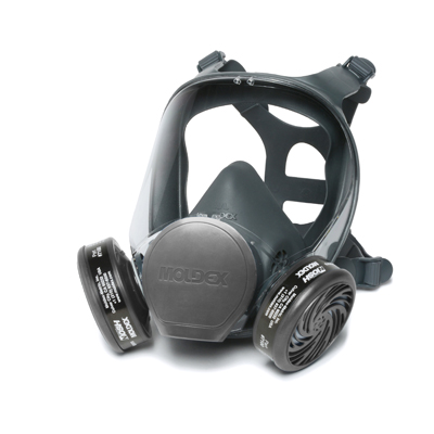 9000 Series Reusable Full Face Respirator