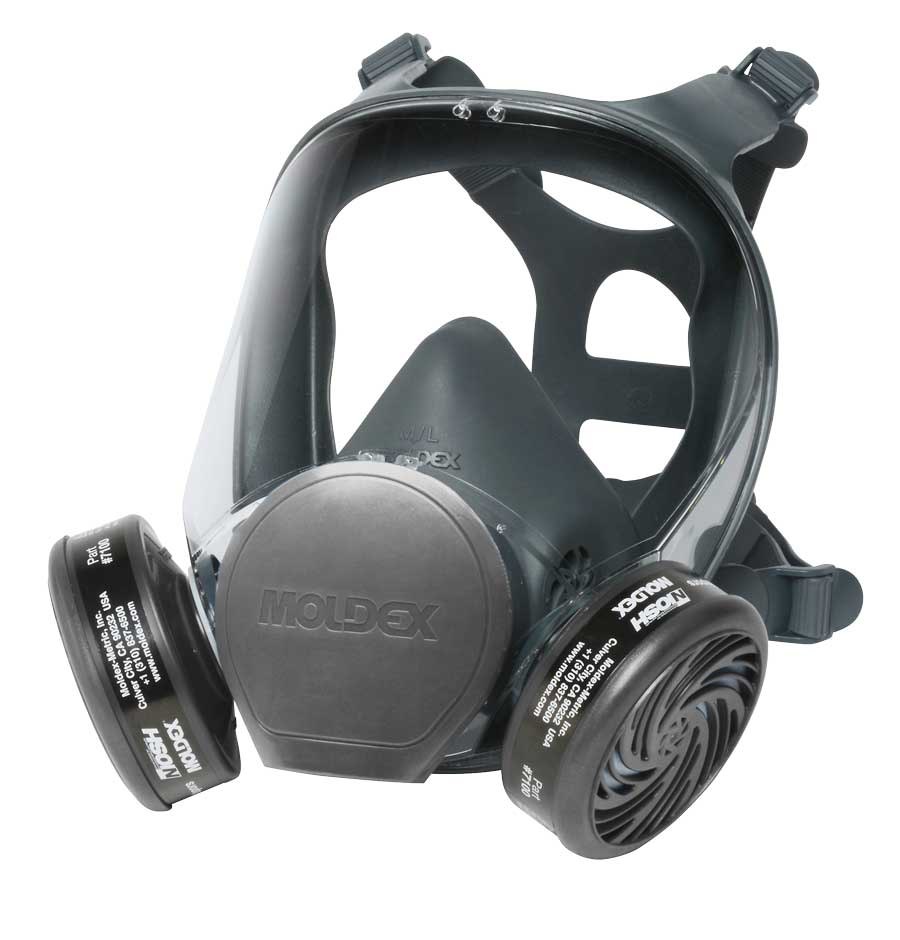 9000 Full Face Respirator Mask | Exclusive Design | Buy Now at Moldex