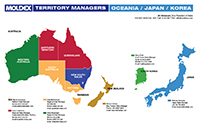 Aus NZ Japan Korea Territory Managers