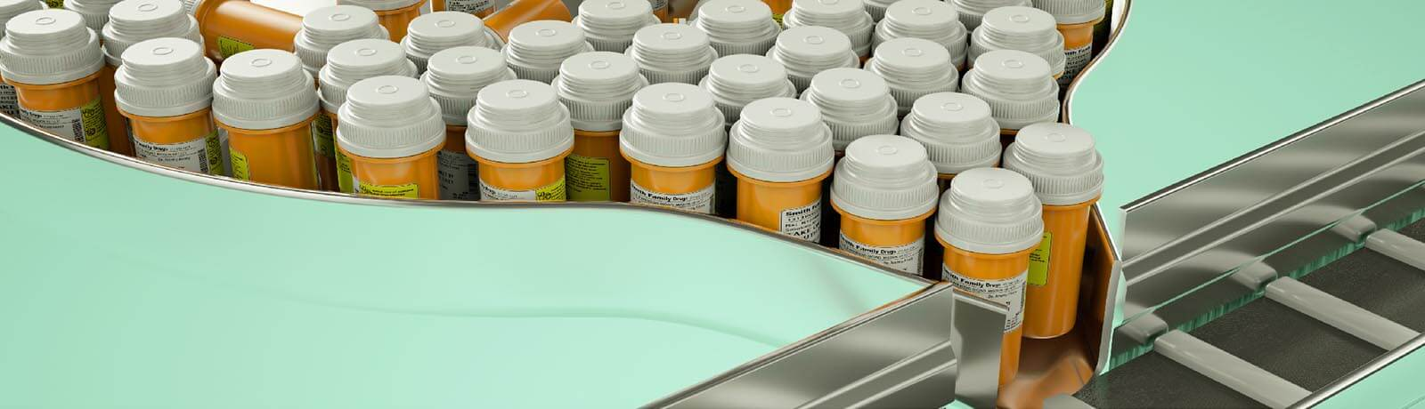 Pharmaceutical Manufacturing Industry Solutions
